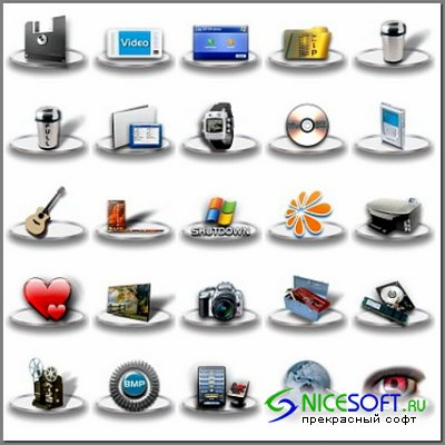 Icons Prews.