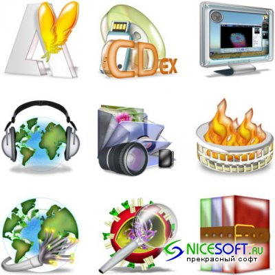 3D Icons Pack