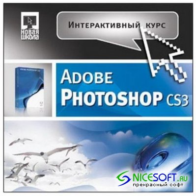 Интерактивный курс Adobe Photoshop CS3