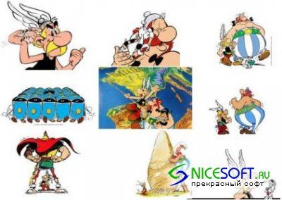 Asterix wallpapers I