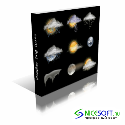 Weather Png Icons, 26 PNG Icons