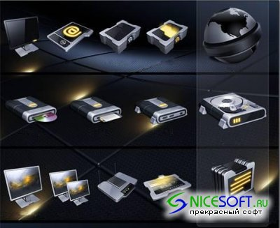 Flagship PNG Icons
