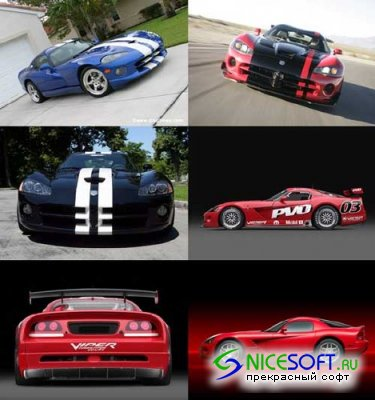 Dodge Viper Pictures HD Collection