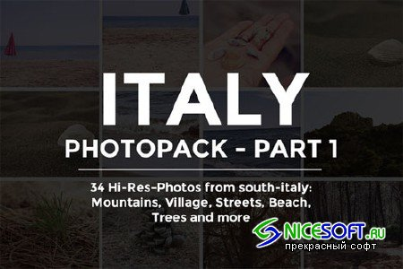 Italy Photopack - Part 1 - Creativemarket 60076