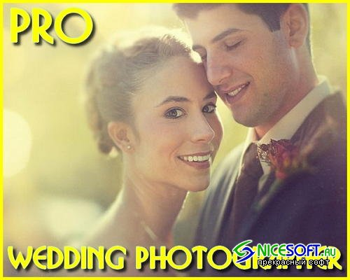 PRO Wedding Photographer (2016)