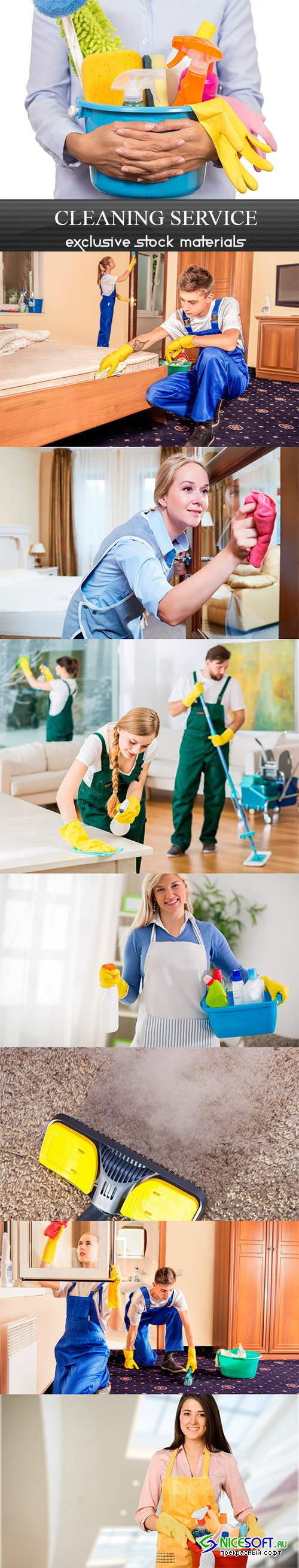 Cleaning service - 8UHQ JPEG