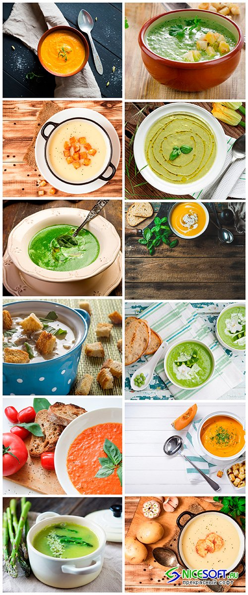 Cream soup - 12UHQ JPEG
