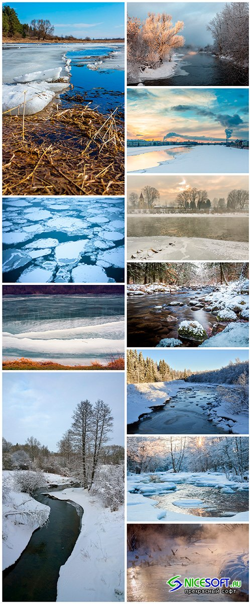 Winter river - 11UHQ JPEG