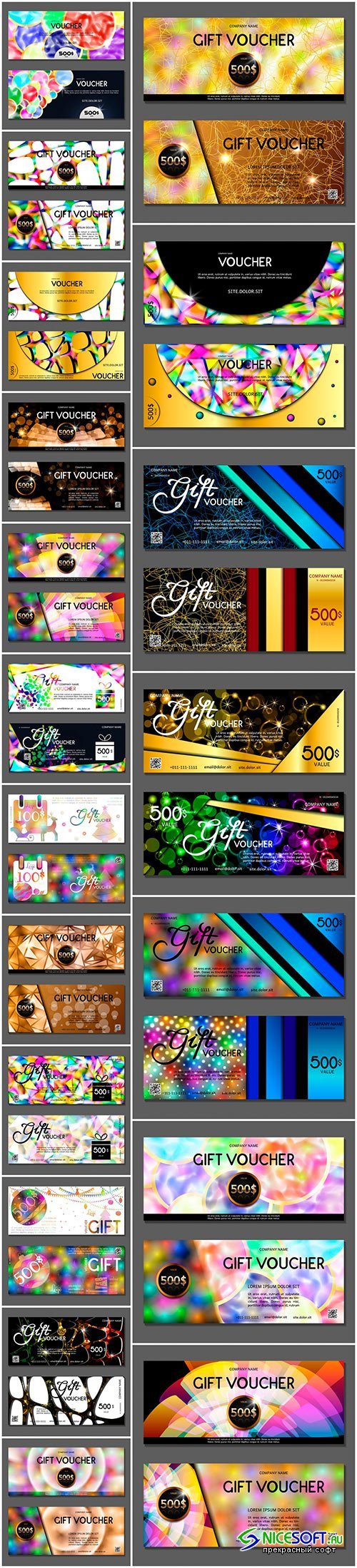 Gift voucher_set2 - 19EPS