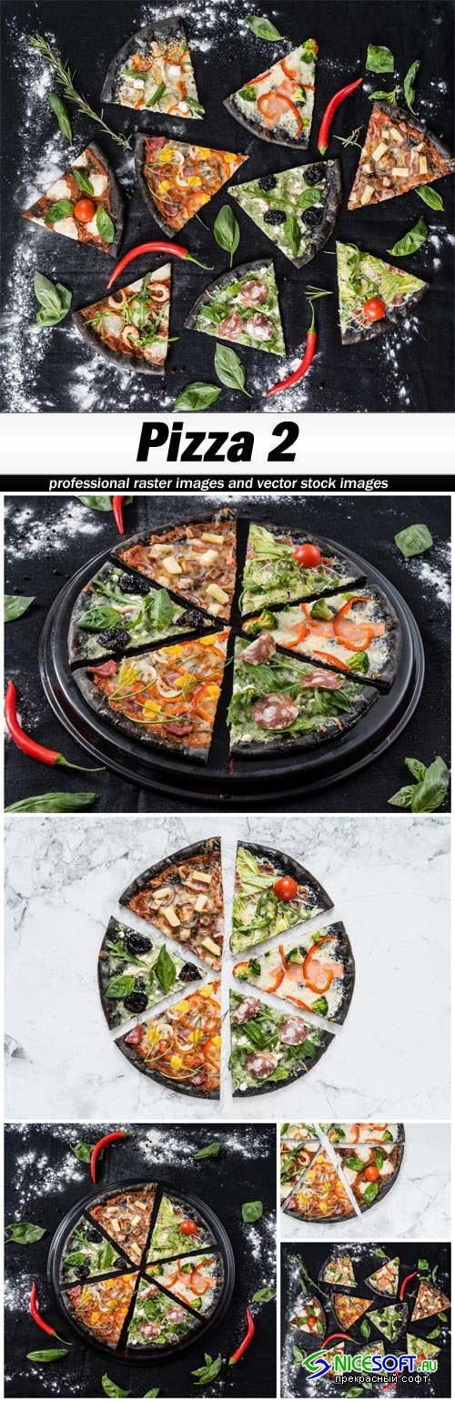 Pizza 2 - 5 UHQ JPEG